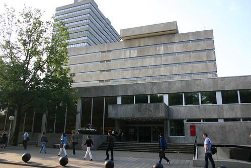 Centrale Bibliotheek, Radboud Universiteit Nijmegen