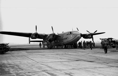Avro York f3.5 30th 1/8 wide angle Elmar  05