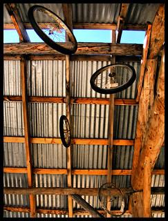 Hanging Tires