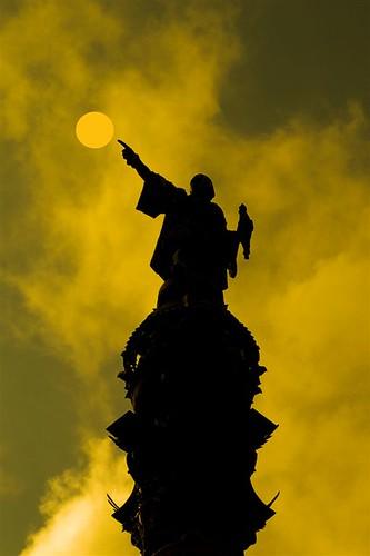Cristoforo Colombo by adrianoperelli