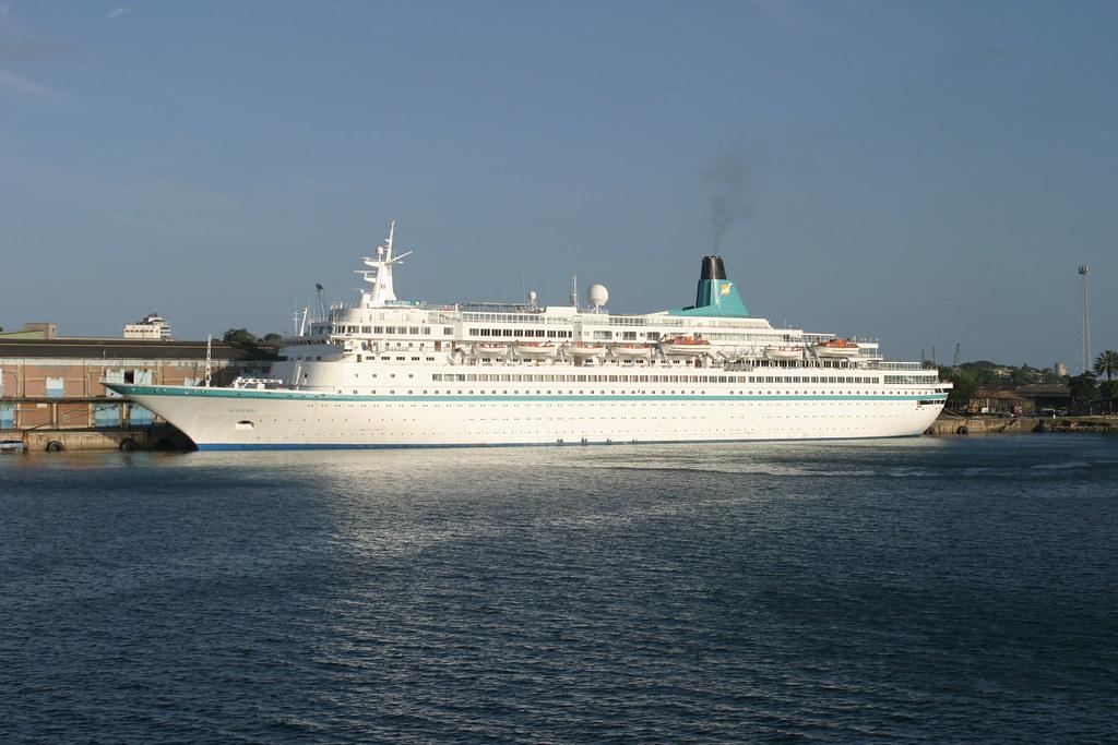 Cruise Ships Calling In Kenya  SkyscraperCity