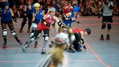 roller hockey(0.0), roller in-line hockey(0.0), skating(1.0), roller sport(1.0), sports(1.0), roller derby(1.0), roller skating(1.0),