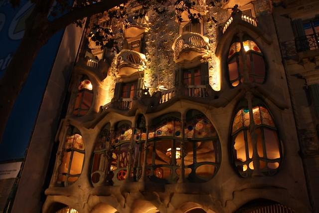 Sehenswürdigkeiten in Barcelona: Casa Batllo