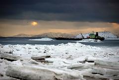 Iqaluit, onset of winter