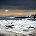 Iqaluit, onset of winter by Ballygrant Boy