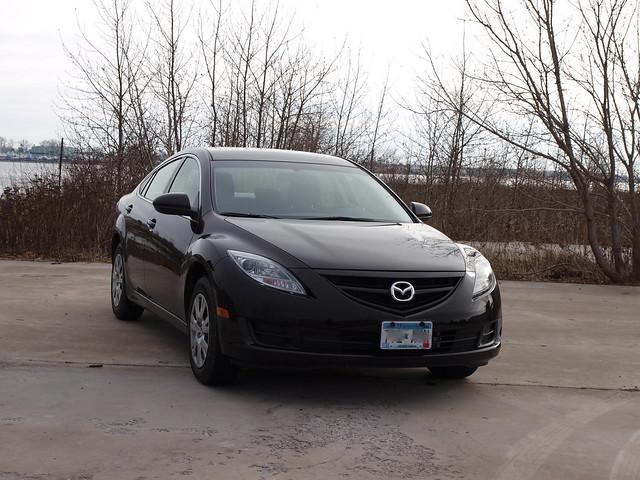 2009 Mazda6 3