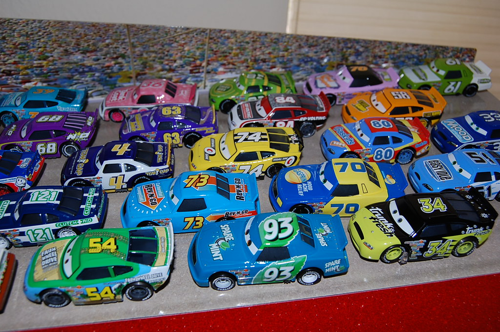 Arbara 39 s motor speedway of the south 2014 line added in for Speedway motors used cars
