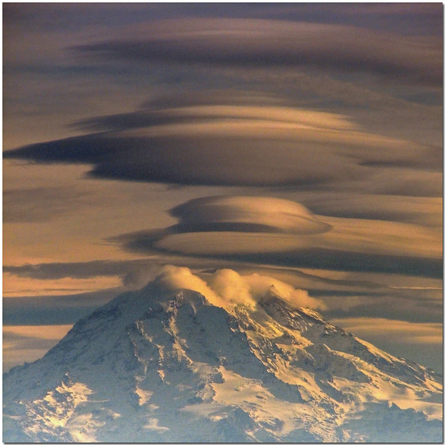 HDR Lenticular Rainier...In Color