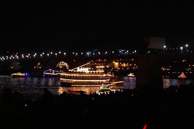 Grand Illumination Parade Virginia Beach