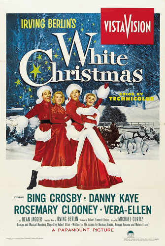 White Christmas (1954) International Movie Poster