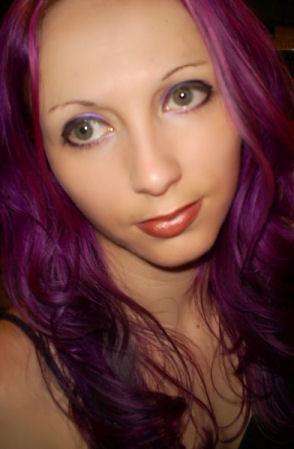 Manic Panic Purple Haze C Natural Hair