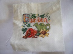 art, textile, needlework, embroidery, cross-stitch,