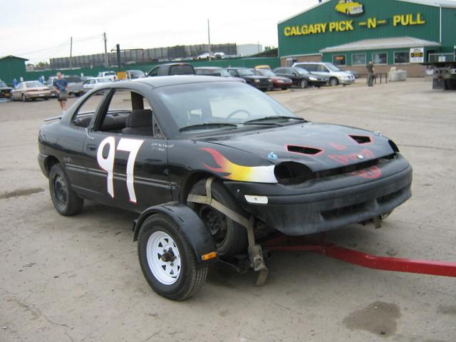 Dodge Neon Race Car For Sale