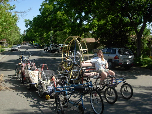 bike bicycle recycled rad bikes trike tandem schwinn bicyclette velo roue pushbike quadracycle whymcycle