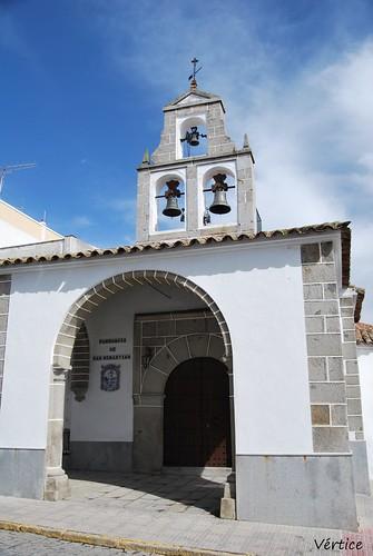 PARROQUIA DE SAN SEBASTIÁN (Villanueva de Córdoba)