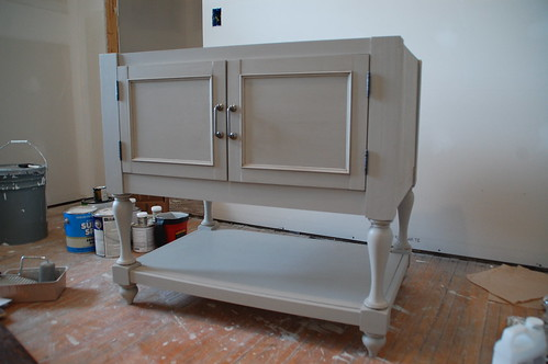 How To Build A Pottery Barn Inspired Vanity Diydiva