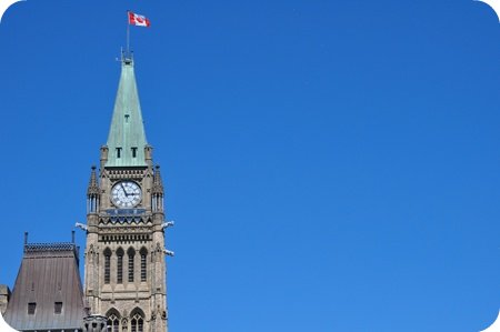 Peace Tower, Parliament Hill Ottawa