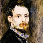 [ R ] Pierre-Auguste Renoir - Self-Portrait (1875)
