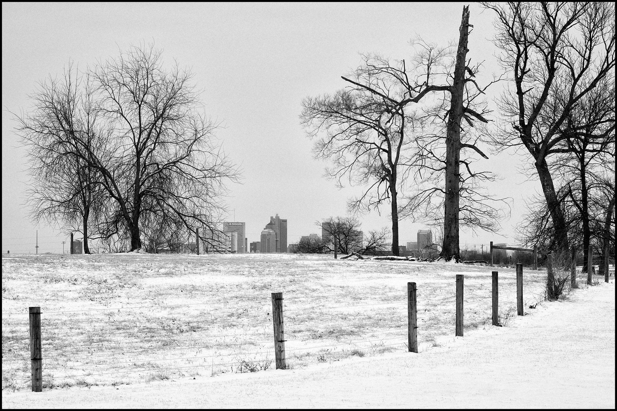 Waterman Farm in Winter #4