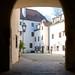 dark entrance by Tomsch