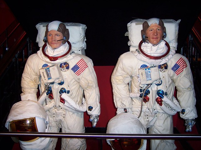 together buzz aldrin and neil armstrong - photo #38