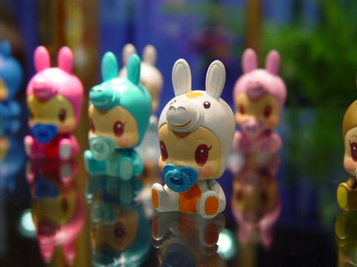 BBZ x Rody en US Toy Fair 2008 (Prototype)