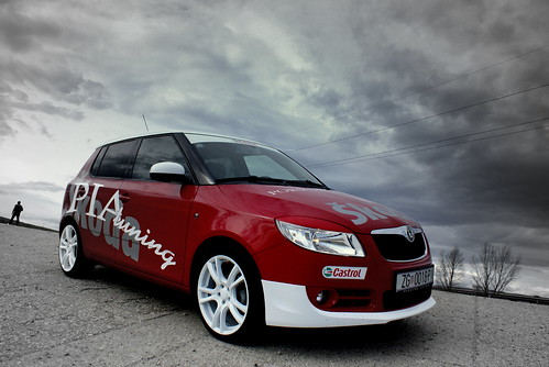 cars photos skoda fabia tuning. Black Bedroom Furniture Sets. Home Design Ideas