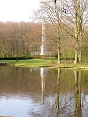 Huis ter Nieuwburg commemorative needle