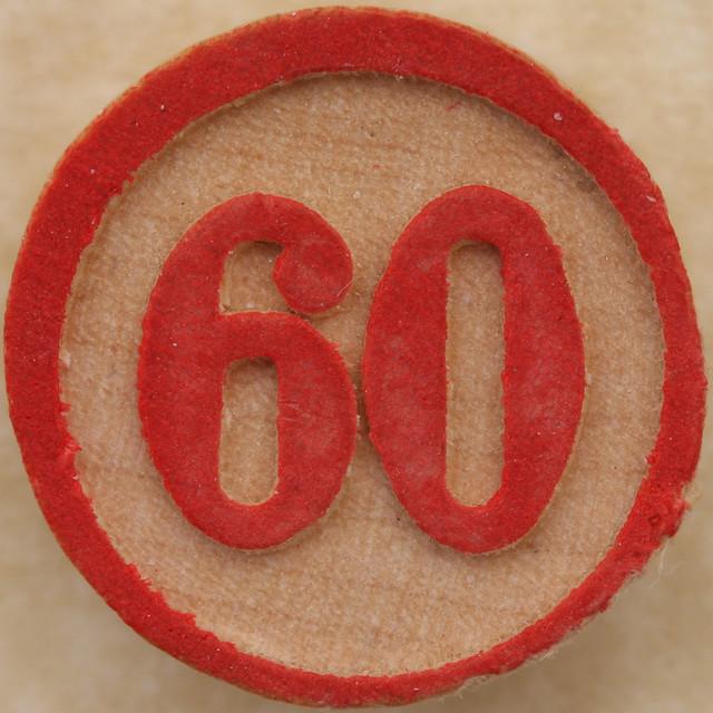 Bingo number 60 flickr photo sharing