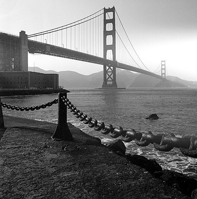 Golden Gate Bridge San Francisco California Sunset Picture: 2495854126_5ae9f002b5_z.jpg?zz=1