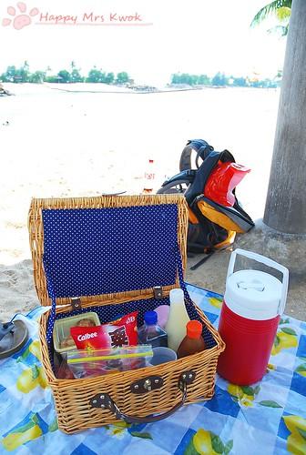 Picnic Basket Spotlight : The kwoks viewfinder picnic sentosa