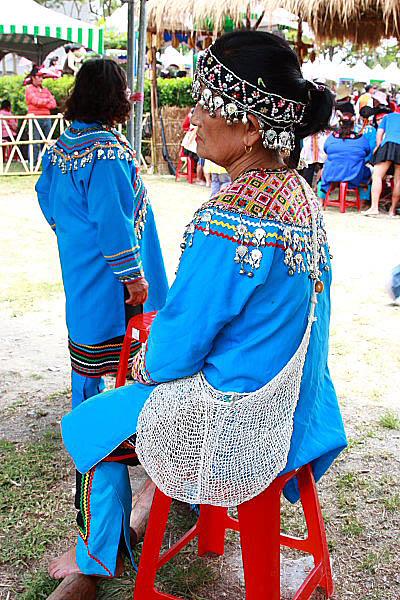 1U04布農族射耳祭-傳統服飾