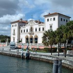 Vizcaya in South Miami