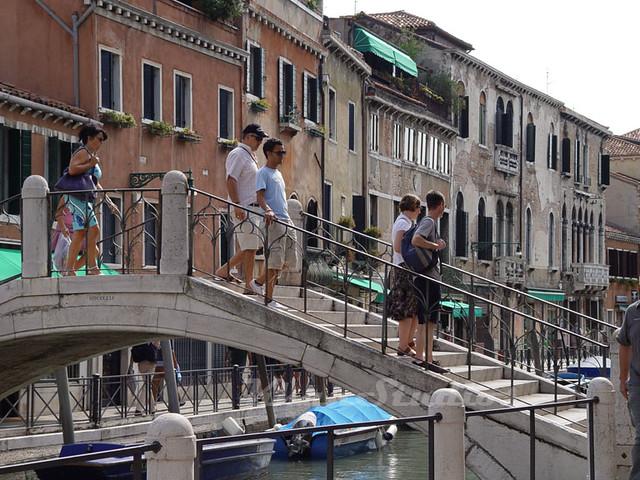 Venice  - people