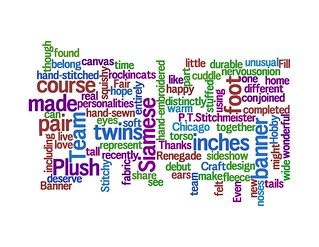 'plushteam blog words' by patti haskins