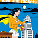 Love and Rockets: New Stories #1 by The Hernandez Brothers