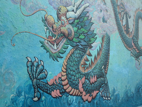 dragon mural by megan_n_smith_99