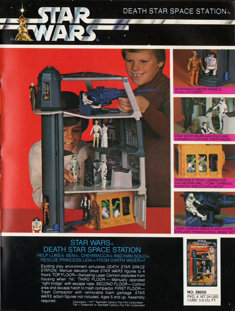 Kenner Star Wars product Supplement 1979 - page 10