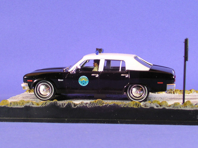 chevrolet nova police les voitures de james bond 007 flickr photo sharing. Black Bedroom Furniture Sets. Home Design Ideas
