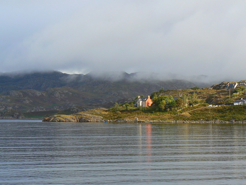 House near Shieldaig