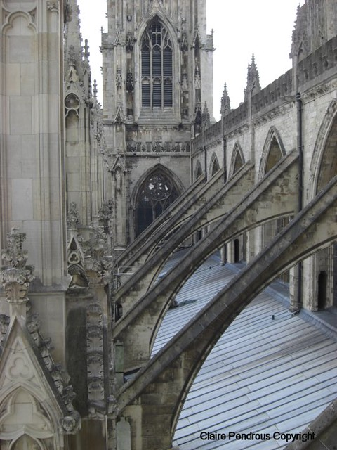 Flying Buttress Construction Flying Buttress Construction Designed By