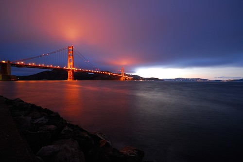 sf sanfrancisco california ca bridge usa fog america twilight dusk goldengatebridge presidio ggb sigma1020 youvsthebest thepinnaclehof