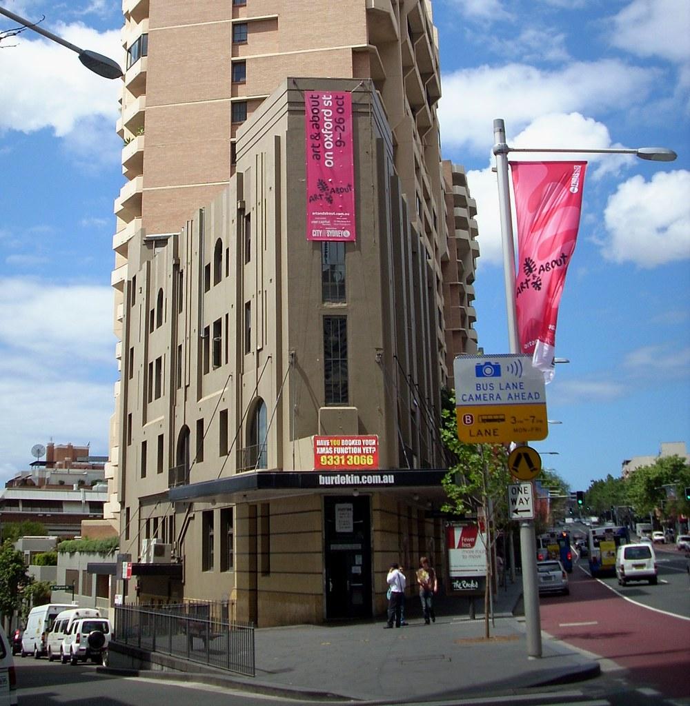 Burdekin Sydney Burdekin Hotel East Sydney