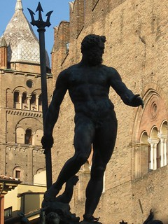 Neptune in Bologna, King of the Sea