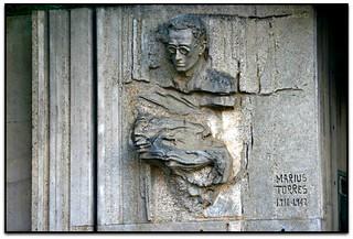 Homenatge a Màrius Torres, Lleida