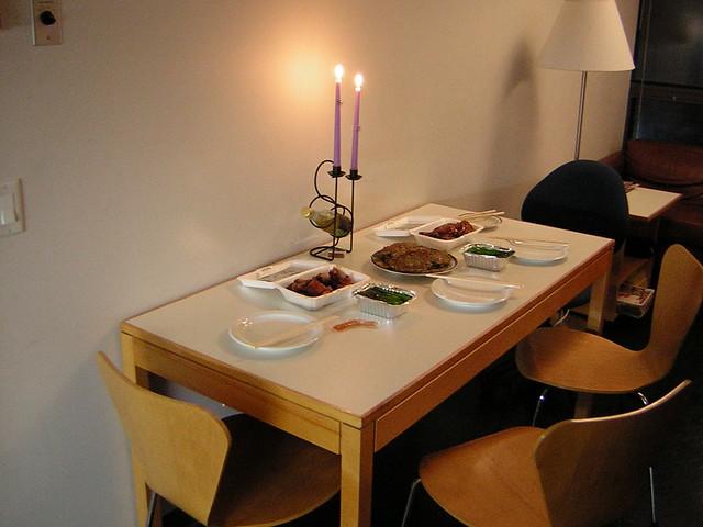 Romantic dinner table flickr photo sharing for Nice dinner table