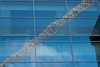 crane reflection by mcmumpitz
