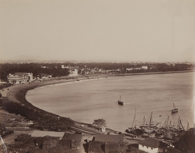 Panorama of Bombay
