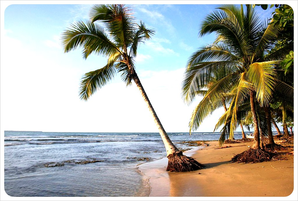 best beaches Central America