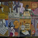 Evelyn Waugh books